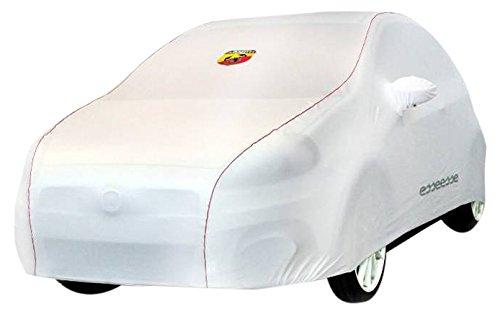 """ACCESSORI ORIGINALI FIAT PUNTO EVO E GRANDE PUNTO- telo coprivettura con logo ABARTH """"ESSEESSE"""" per interni - (cod. 50902341)"""