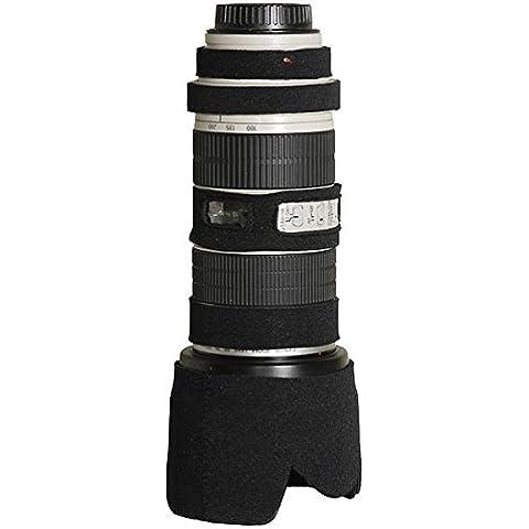 LensCoat negro para Canon 70–200mm 2.8L IS USM