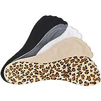 HEALIFTY 4 Paar High Heels Einlegesohlen Schmerzlinderung Schuh Fersengriffe Einsätze Rutschfeste Kissen Pads... preisvergleich bei billige-tabletten.eu