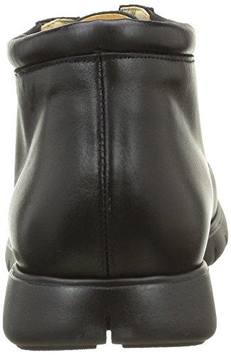 John W. Shoes Sigrid, Bottes Classiques homme Noir - Noir