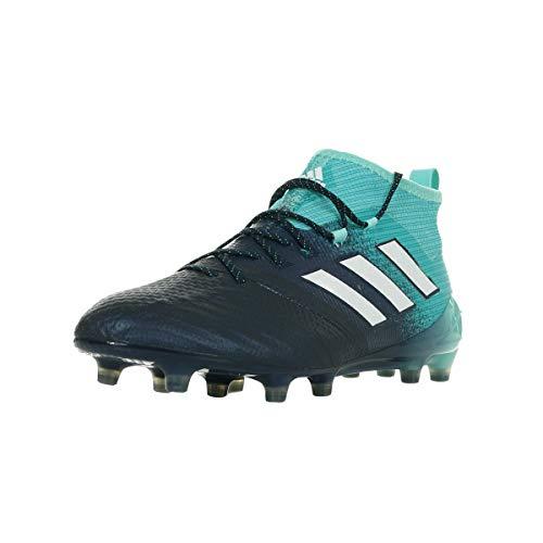 adidas Herren Ace 17.1 Fg Fußballschuhe, Mehrfarbig (Multicolour Black/Green), 45 1/3 EU