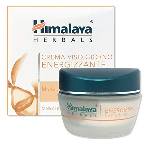 Himalaya Herbals Energizing Day Cream 50ml - Natural UV Protection - Hydrates, Nourishes and Protects Your Skin (Energizing Day Cream) -