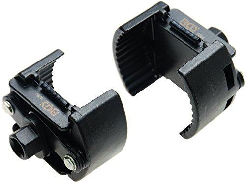 Preisvergleich Produktbild BGS Universal-Ölfilterschlüssel,  12.5-1 / 2,  80-98 mm,  8396
