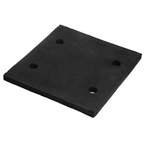 Makita 4510 schwarze Schaumstoff-Ersatz Sander Rückenpolster Schleifmaschine Mat