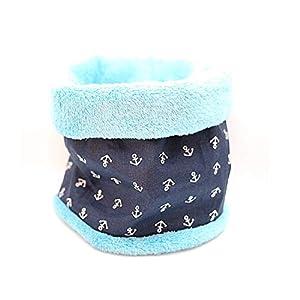 Hundeloop – Anker, Schal für Hunde, wunderbar warm und weich