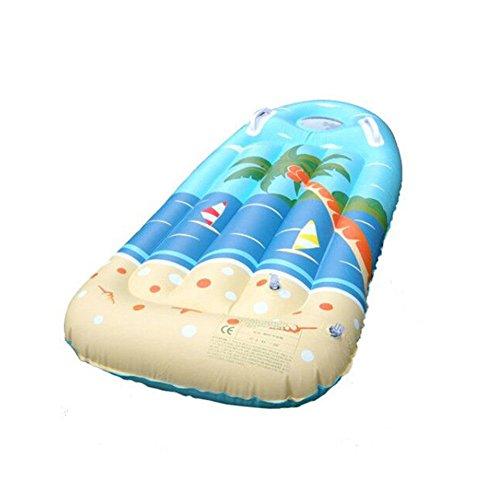 XJRHB Aufgedunkeltes aufblasbares Brett der Kinder aufblasbares Surfbrett des aufblasbaren Bootes schwimmt schwimmende ()