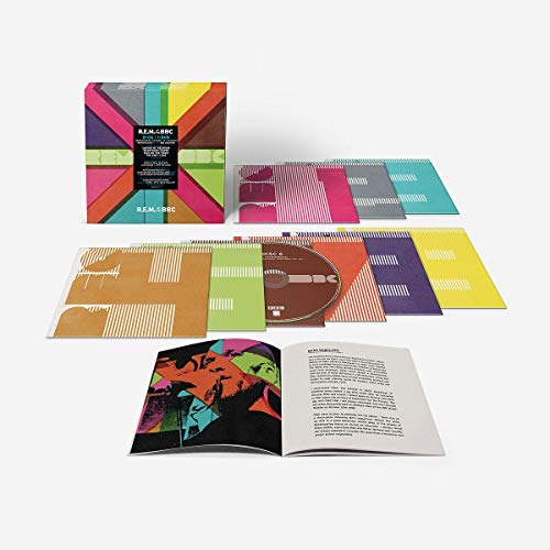 R.E.M. at the BBC (Box 8 CD + 1 DVD)