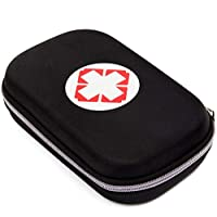 Dxtxx First aid kit, medical kit, drug storage, multi-purpose use,Black
