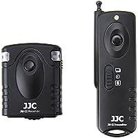 JJC jm-m (II)–Compatibile con Nikon MC-DC2interruttore remoto wireless (30m/30,5m Gamma) (Vedi descrizione per compatibilità Fotocamera]