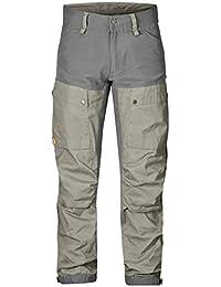 Fjäll Räven Keb Trousers Long Fog-Grey Size 54