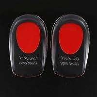 Einlegesohlen aus Silikon für die Ferse und den Fuß, stoßdämpfend, Massagegerät, Gel-Schuhpolster preisvergleich bei billige-tabletten.eu
