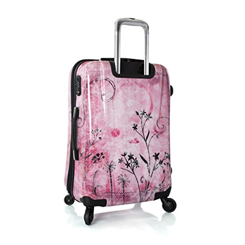 STARK REDUZIERT - 50% SALE - PREMIUM DESIGNER Hartschalen Koffer - Heys Disney Fairies Fantasy Trolley mit 4 Rollen Medium Fairies Fantasy