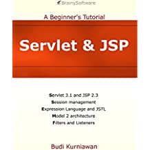 Servlet & JSP: A Beginner's Tutorial (English Edition)