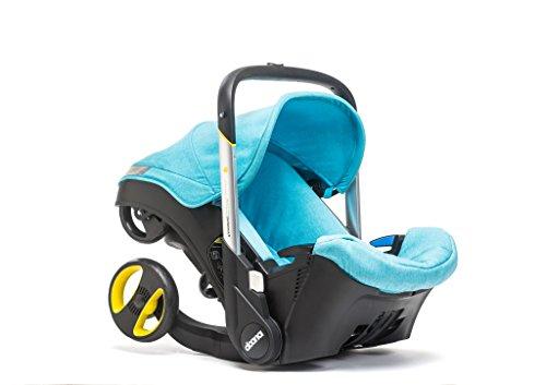 Preisvergleich Produktbild Doona™ 0+ Babyschale & Travelsystem 2-in-1 - Sky/Blau