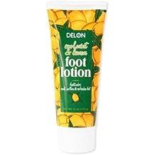 Delon Cool Mint & Lemon Foot Lotion - 6 Oz.