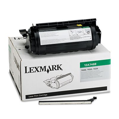 LEXMARK T630/632/634 TONER PREBATE, CA. 21000 S., FÜR ETIKETTEN -