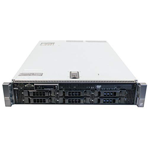 DELL POWEREDGE R710 6*LFF 2xIntel Xeon HexaCore E5645(12M Cache, 2 4GHz)  128GB DDR3ECC Reg, HDD 2x2TB SAS 3,5in, Rack 2U, 2xLAN1000, Perc6i Raid