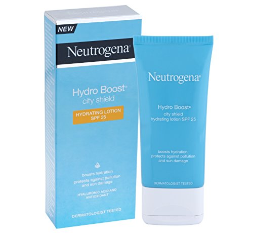 Neutrogena City Shield SPF 25 idratazione lozione
