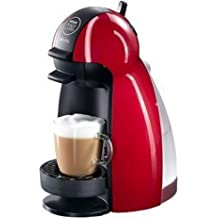 Cafetera DOLCE GUSTO PICCOLO roja KRUPS KP1006IB