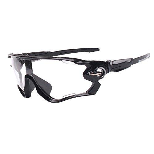 Gafas de sol deportivas para ciclismo, polarizadas protección UV,gafas de sol deportivas UV400, gafas de protección para ojos, gafas de protección para hombres mujeres en correr,esquí,pesca,golf