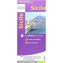 Sicile - 1/220,000