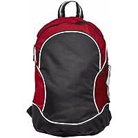 Bolsas mochila Basic a bacpack rojo