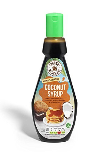 Coconut Merchant - Sirop de coco - 250 ml