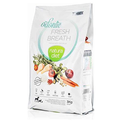 Natura diet Odontic 3 kg Alimento Natural seco.