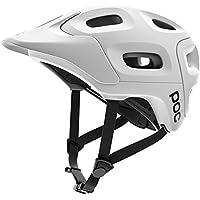POC, Casco ciclismo Trabec, Bianco (Hydrogen White), 55-58 cm