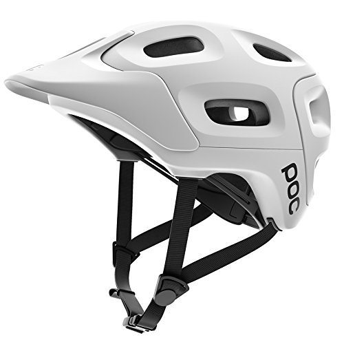 POC, Casco ciclismo Trabec, Bianco (Hydrogen White), XS-S/51-54