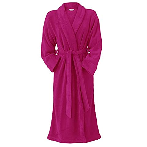 Cameo Ladies Fashion Nightwear - Robe de chambre - Femme Rose Rose