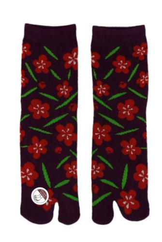 Flip-flop-calcetines-japons-SamuraiGeishaNinja-sandalias-calcetines-geta
