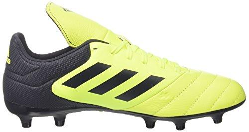 adidas Herren Copa 17.3 FG Fußballschuhe Mehrfarbig (Solar Yellow/legend Ink F17/legend Ink F17)