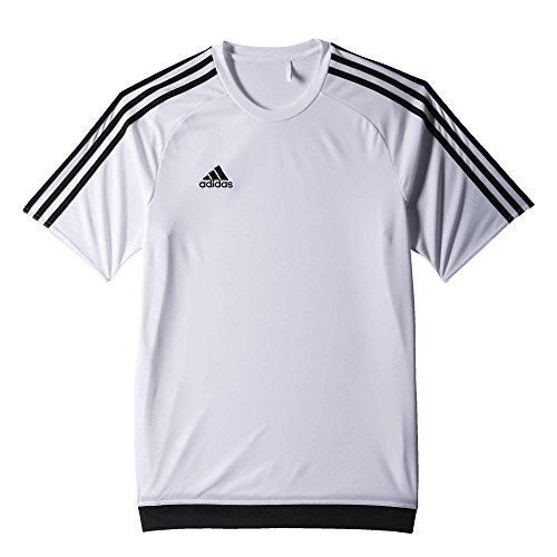 adidas-estro-15-maglietta-bianco-nero-m