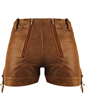 Bockle® Cracker Shorts Kurze Zimmermann Lederhose Leder