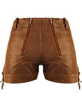 Bockle Cracker Shorts Kurze Zimmermann Lederhose Leder