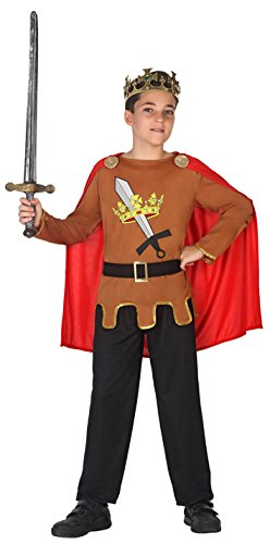 ATOSA 38684 Ritter, Kostüm Jungen mehrfarbig 104 ()