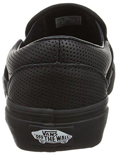 Vans Classic, Chaussons mixte adulte Noir - noir