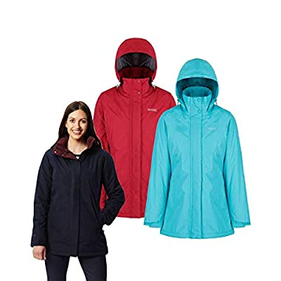 Regatta Women's Blanchet Ii Waterproof and Thermoguard Insulated Jacket