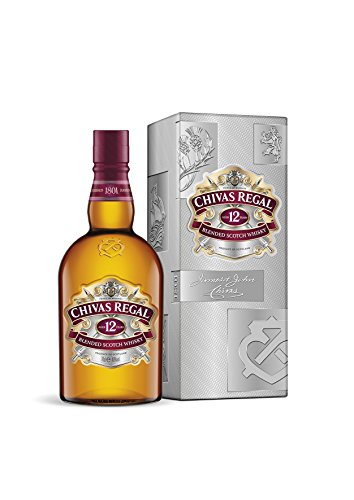 Chivas Regal 12 Jahre Blended Scotch Whisky (1 x 1 l)