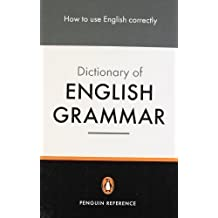 The Penguin Dictionary of English Grammar (Penguin Reference Books) 1st (first) Edition by Trask, R L published by Penguin (2000)