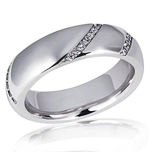 goldmaid-damen-ring-silber-925-34-klare-zirkonia-kanalfassung-innen-bombiert-grosse-54-pa-r3885s54-s