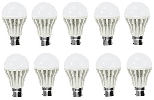 STARVINPremium Eco Smart Led Bulb With Eye Protection Technology  5W Set of 10 Bulbs Model-40  available at amazon for Rs.397