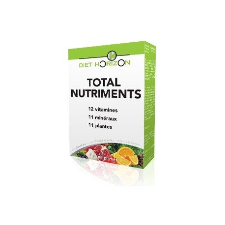Diet Horizon - Total Nutriments - Diet Horizon - 30