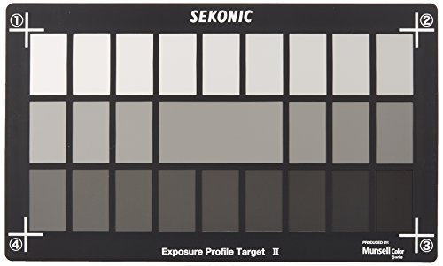 Sekonic JQ67 - Tarjeta para Perfil de exposición II