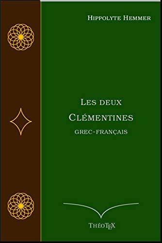 Les deux Clémentines: Grec-Français (French Edition) eBook ...