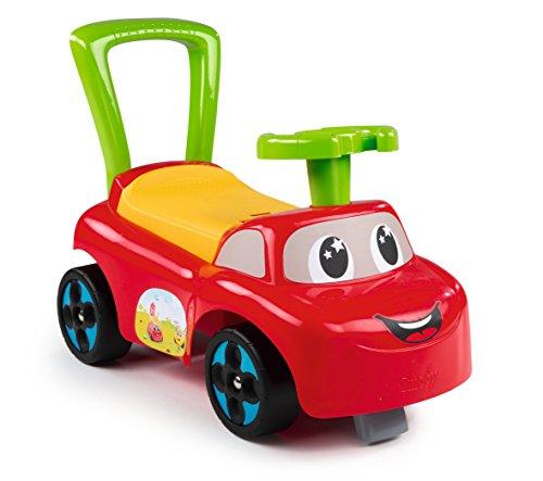 Smoby - 443016 - Jouet de Premier Age - Porteur Auto - Garçon