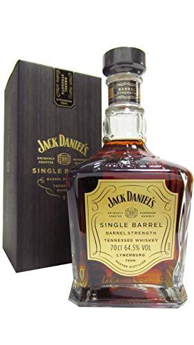 Jack Daniels - Single Barrel - Barrel Strength - Whisky (Jack Daniels Single)