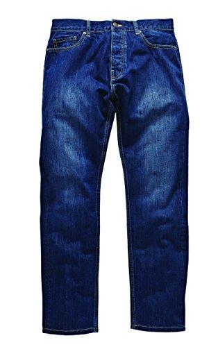 Dickies Herren Straight Leg Jeanshose Michigan, Gr. W30/L32 (Herstellergröße: 30R), Blau (Stonewash STW) (Jeans Stonewash Leg)