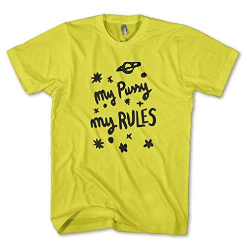 Igtees - T-shirt de sport - Femme Jaune